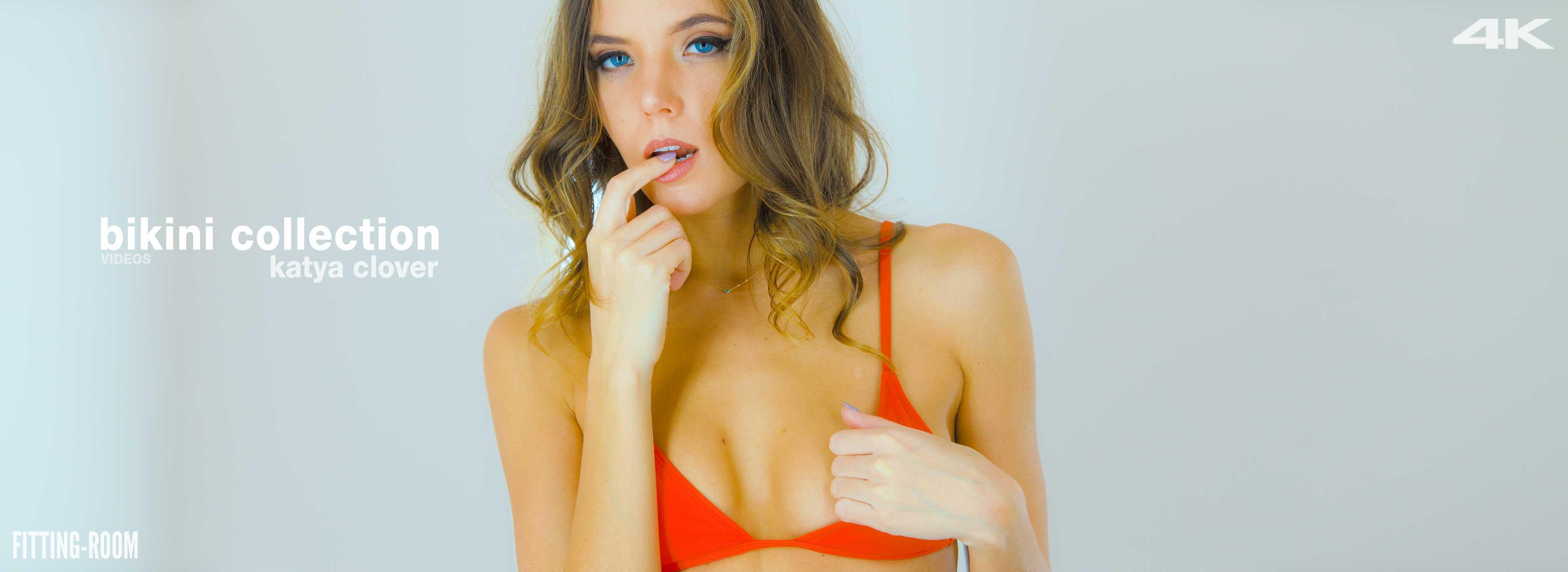 Katya Clover | Russian Slut Loves Micro Bikinis
